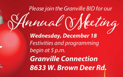 Granville BID 2019 Annual Meeting