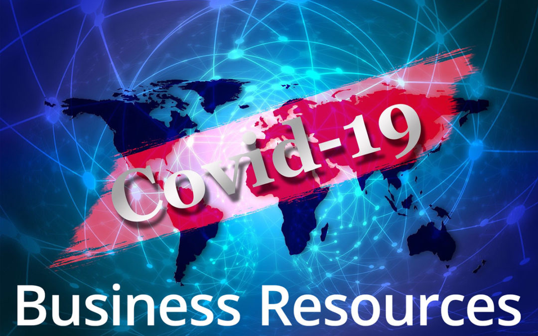 COVID-19 Business Resources Website from WEDC