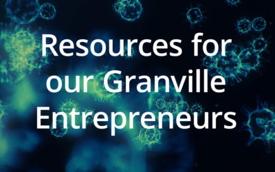 Resources for Our Granville Entrepreneurs