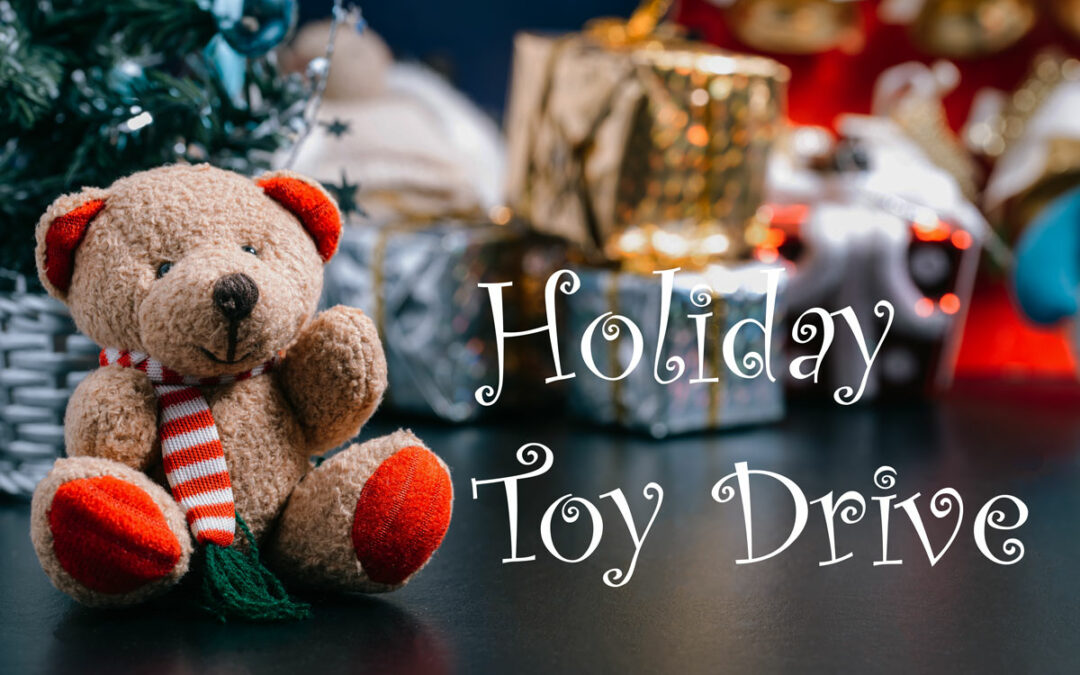 Holiday Toy Drive 2020
