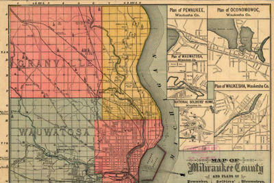 How Granville Township Became Part of Milwaukee